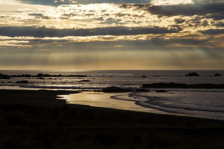 Sunrise at Glenburn Station, Wairarapa   © Elyse Childs Photography