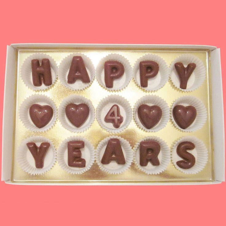 25 Unique 4th Anniversary Gifts Ideas On Pinterest