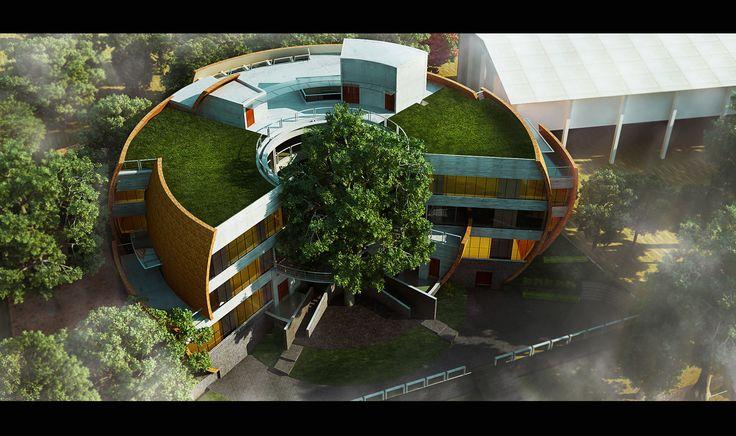 tata building india school essay