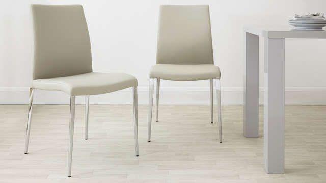 Light Cream Dining Chair UK