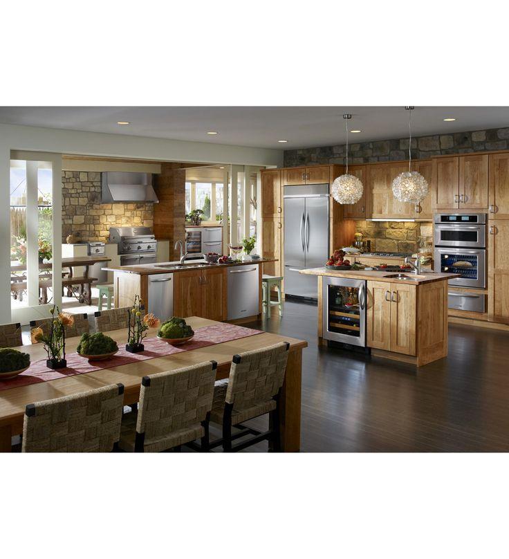 kitchenaid built in fridge 42 inch
