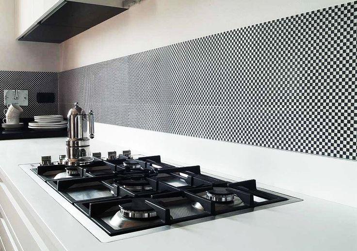 Ceramiche Settecento - Collezione F1 Design | Anno: 2007 | Materiali: Gres porcellanato | #design #tiles #optical