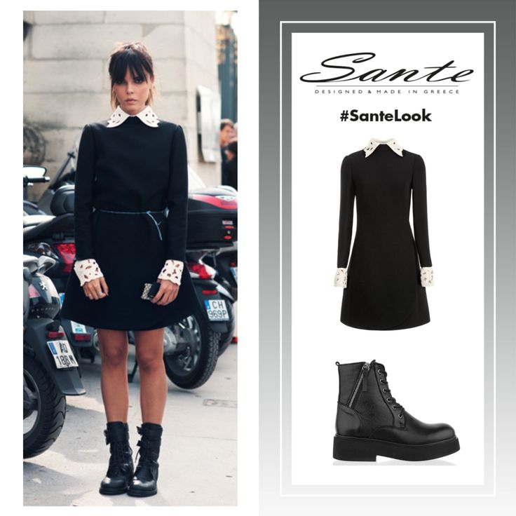 Be cool, stay strong! #SanteLook #BuyWearEnjoy #SanteMadeinGreece Shop online: www.santeshoes.com