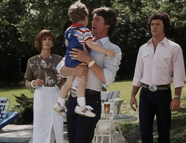Dallas Bobby Pamela and Christopher Ewing Joe Don Ford