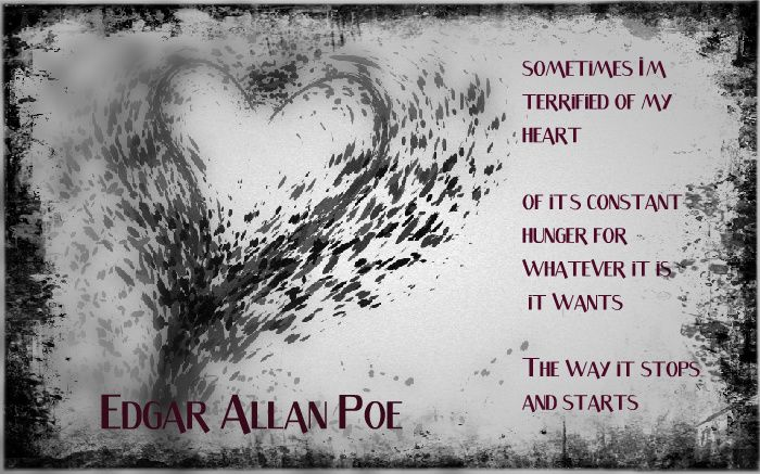 edgar allan poe gothic writter A study of the gothic style of allan poe as the first true american gothic writer, edgar allan poe's works don't only inherit the traditional characters of.