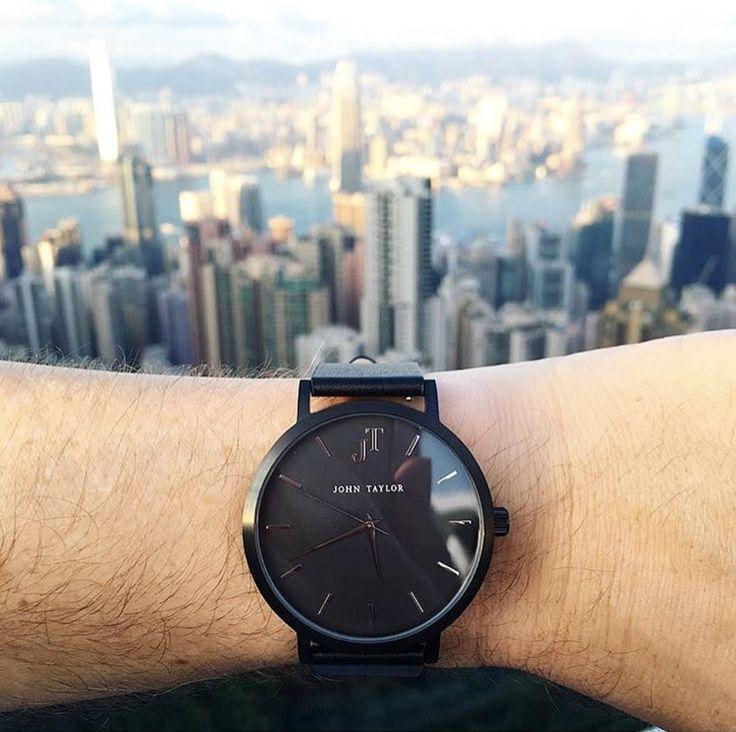 John Taylor Watches in Hong Kong