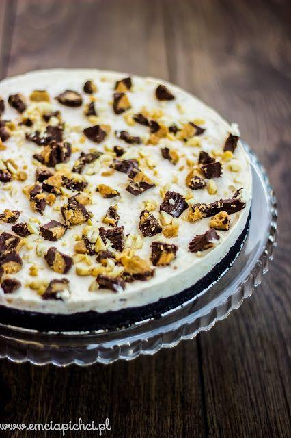 Emcia Pichci!: Ciasto oreo & reese's & peanut butter - bez piecze...