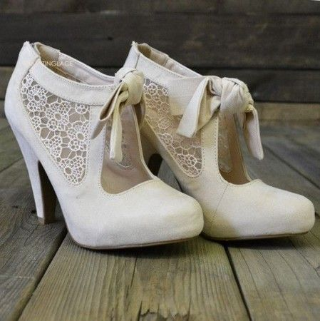 Seattle Rockabilly Wedding Shoes