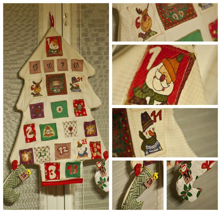 Calendari d'advent / Advent Calendar by 4 Racons http://4racons.files.wordpress.com/2012/11/4racons1.jpg
