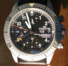 Fortis Uhren - Wikipedia, the free encyclopedia
