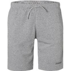 Napapijri Herren Hose Sweat Shorts, Baumwolle, grau meliert Napapijri