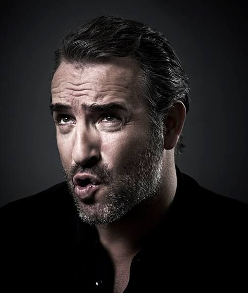 Jean Dujardin by Andy Gotts
