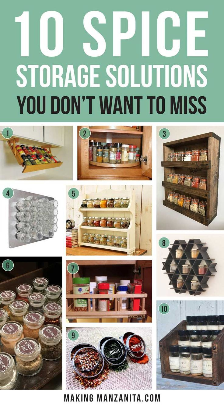 9 Wall Storage Ideas That You Need To Try: Best 25+ Wall Mounted Spice Rack Ideas On Pinterest