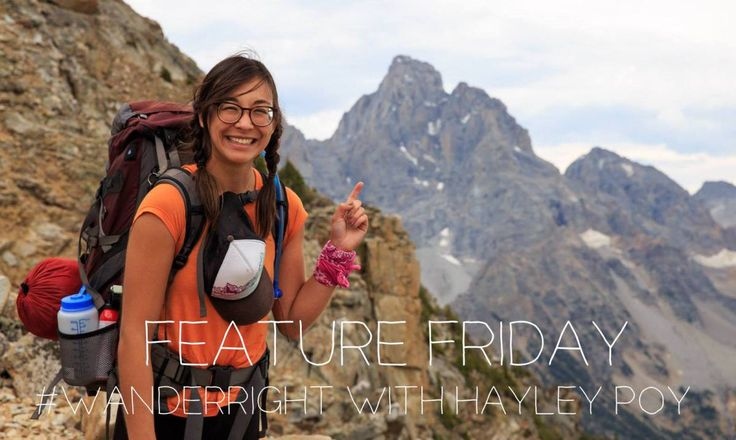 Hayley Poy is a backcountry badass/nurse who has found her perfect balance between work and play #camping #hiking #outdoors #tent #outdoor #caravan #campsite #travel #fishing #survival #marmot http://bit.ly/2q2Nfqb