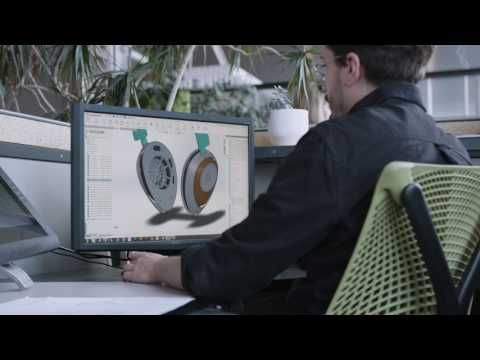 ORA GrapheneQ Headphones   Kickstarter Video - YouTube