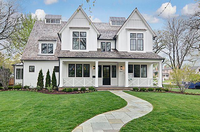 Beautiful white farmhouse look                                                                                                                                                      More