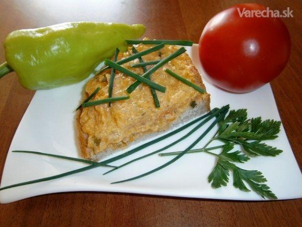 Nátierka z cukety s mrkvou (fotorecept) - Recept