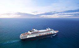 Pacific Aria and Pacific Eden - P&O Cruises