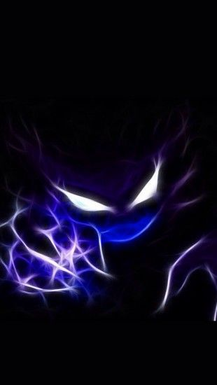 Pokemon Blue Haunter http://theiphonewalls.com/pokemon-blue-haunter/