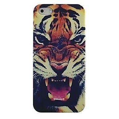 brullende tijger patroon harde case voor iPhone 4 / 4s – EUR € 1.91