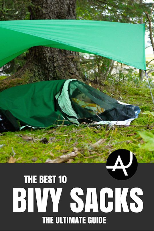 Check out the best 10 bivy sacks.