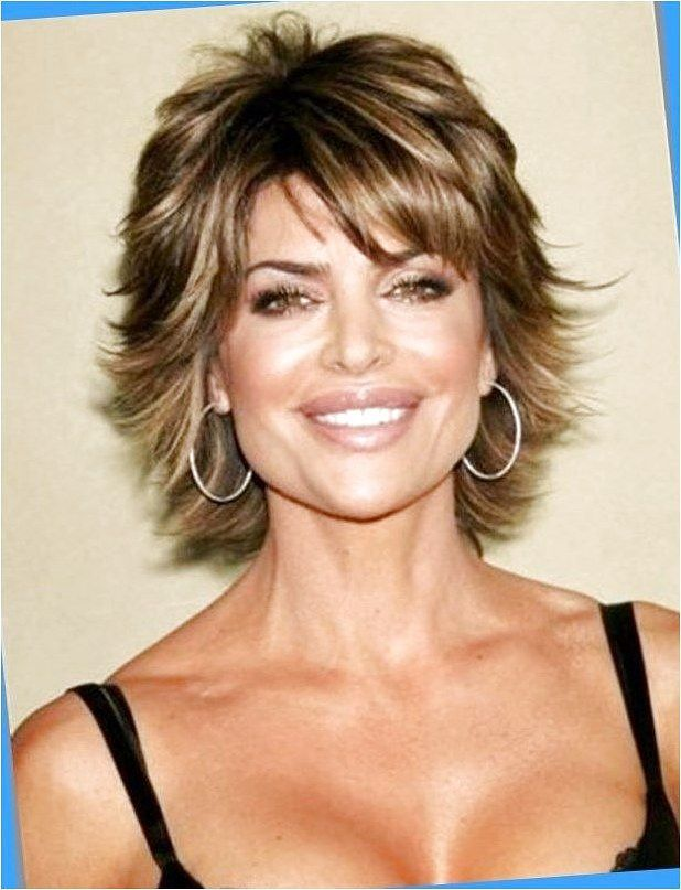 Short Wispy Haircuts 2018 Trend Hairstyles Mediumlengthhairstyleswithbangs Visi Thick Hair Styles Short Hairstyles For Thick Hair Short Shag Hairstyles