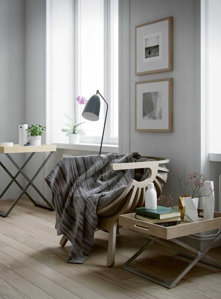 Loft Interior, created by Meedo using Vray and 3ds Max.