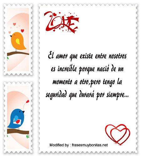 originales mensajes de romànticos para mi novia con imágenes gratis,buscar poemas de amor para mi enamorada: http://www.frasesmuybonitas.net/bonitos-mensajes-de-amor-para-mi-enamorada/
