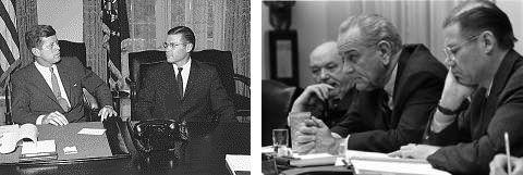 Vietnam Sec'y of Defense Robert McNamara Dead at 93 #celebdx