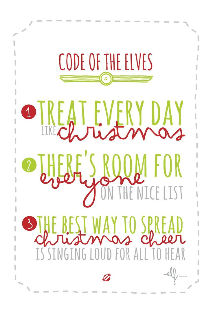 LostBumblebee 2013 - Code of the Elves- Elf Yourself- Free Printable