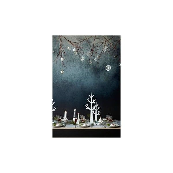 Progetti di arte da halloween ❤ liked on Polyvore featuring home, home decor, holiday decorations and halloween home decor
