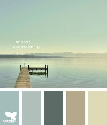 Tranquility= Color