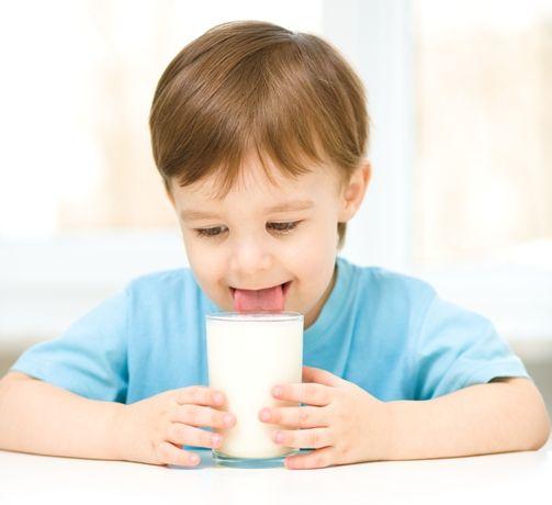 Αλλεργία στο γάλα αγελάδας