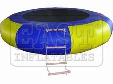 Inflatables Water Trampoline For Sale,Kids Trampolines With Handle,Inflatable Trampoline Rental