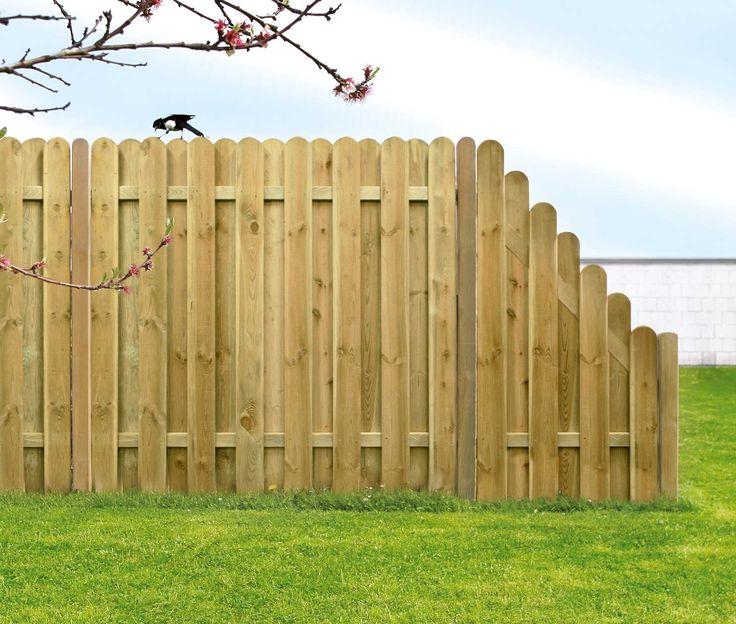 25 parasta ideaa pinterestiss sichtschutzzaun holz. Black Bedroom Furniture Sets. Home Design Ideas