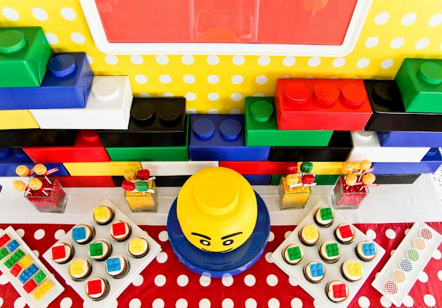 loads of lego party ideas!