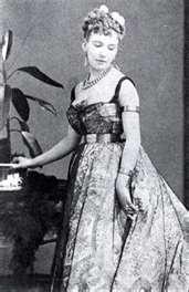 Cora Pearl 1800s