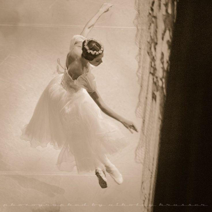 Mikhailovsky's Giselle  Photo by Nikolai Krusser  Ballet Beautiful | ZsaZsa Bellagio - Like No Other