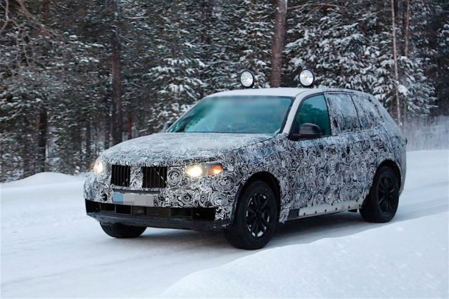 The 2017 BMW X5 diesel unit will be a V6, TurboDiesel 3.0-liter engine...The release date of the 2017 X5 is expected to be...preliminary BMW X5 2017 price #2017BMWX5 #suv #bmw #2017X5 #x5