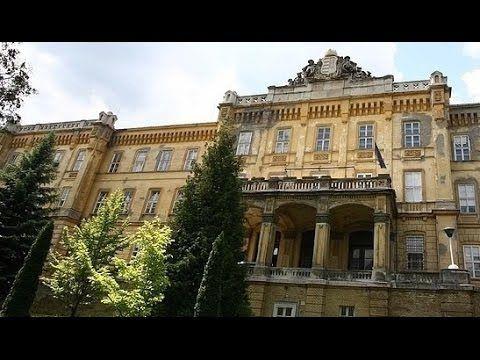 Szellemváros Magyarországon 62. - A Lipótmezei Elmegyógyintézet 1. | Az ...