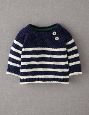I've spotted this @BodenClothing Textured Jumper Navy/Ecru