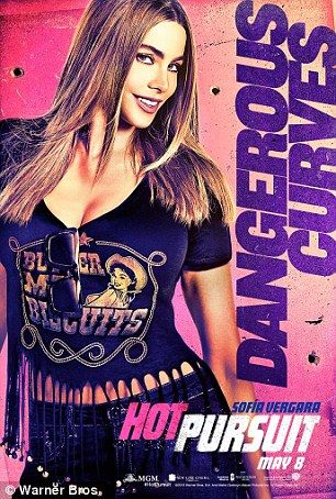 Hot ladies: Reese stars with Sofia Vergara in the big screen comedy Hot Pursuit opening in...