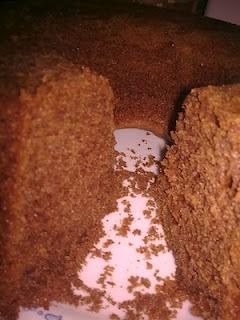 Bolo de cascas de abóbora com cenoura (bimby)