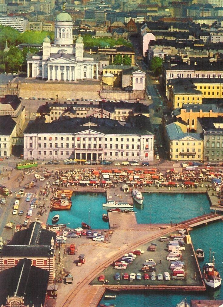 Helsinki Aerial