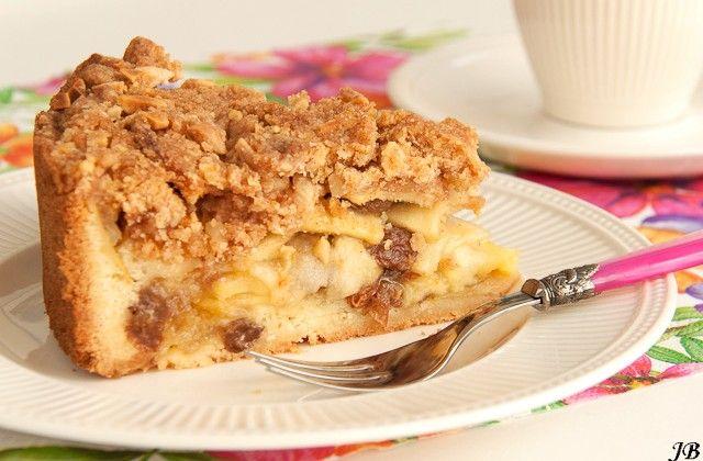 Hét recept voor de ultieme appel-kruimeltaart