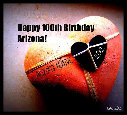 Happy Birthday Arizona!: Happy Birthday, Birthday Arizona