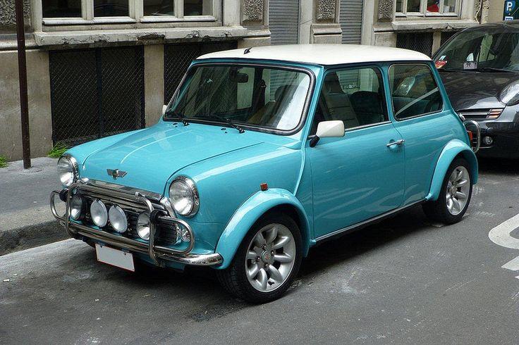 Paris Austin Cooper Minis Cars And Classic Mini