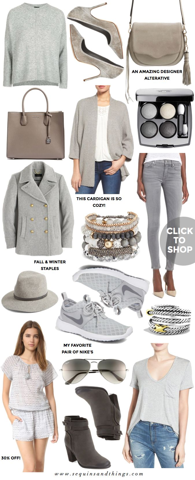 THE BEST FALL NEUTRAL: GRAY
