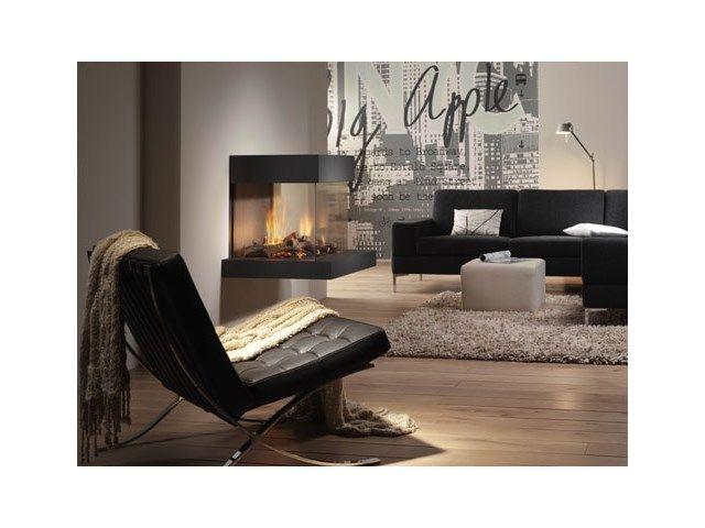 Open haard modern interieur woonkamer for Interieur woonkamer modern