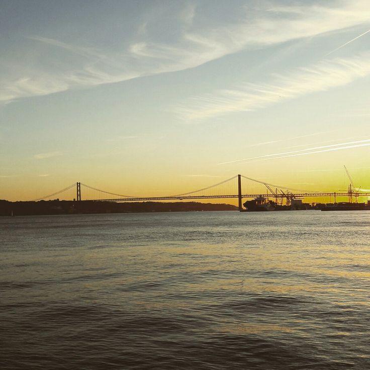 The Wonderful Light of Lisbon.